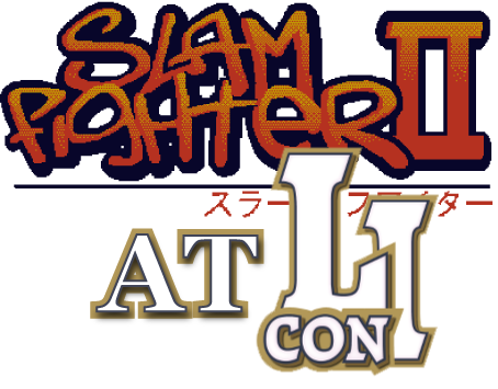 Slam Fighter II at LI-CON 2